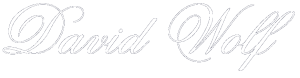 Logo for David Wolf