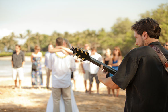 david wolf weddings maui wedding musician